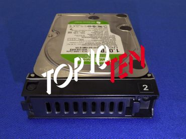 "Western Digital WD10EARS-00Y5B1 1TB 3,5"" 7,2K 3Gb SATA for Buffalo TeraStation TS-RIXL/R5"
