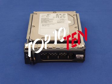 "DELL 0GY583 PowerEdge 1900/2900/1950/2950 HDD 400GB 10K 3,5"" LFF SAS Festplatte"