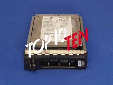 "DELL 0GP879 PowerEdge 1900/2900/1950/2950 HDD 146GB 10K 3,5"" SAS Festplatte"
