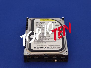 "Western Digital WD740GD-50FLA1 74GB 3,5"" 10000 RPM SATA HDD"