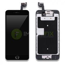 Display für iPhone 6S Schwarz VORMONTIERT