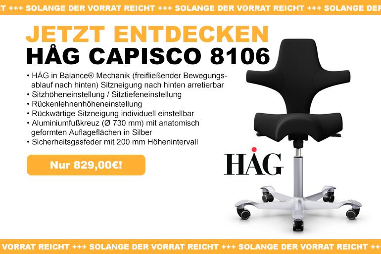 HÅG Capisco 8106