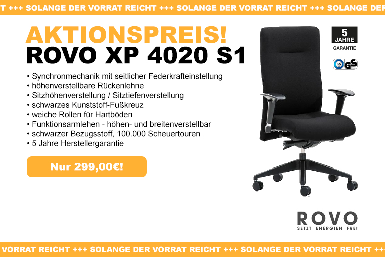 ROVO XP 4020 S1 Basic