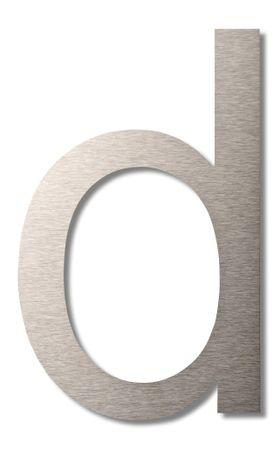 "Hausbuchstabe ""d"" groß 20cm – Bild 1"