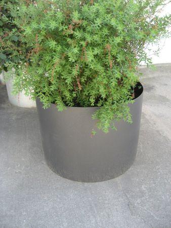 Pflanzkübel Cylinder  – Bild 1