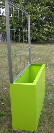 Pflanzkübel Cubus Greenline  – Bild 5
