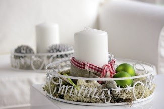 Merry Christmas Schale – Bild 6