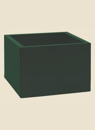 "Pflanzkübel ""Kubus 500x800"" doppelwandig – Bild 2"