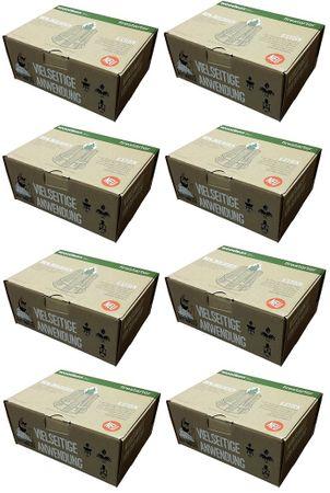 Kaminanzünder Ofenanzünder Grillanzünder 100% Ökologisch - 48 Stück – Bild 1