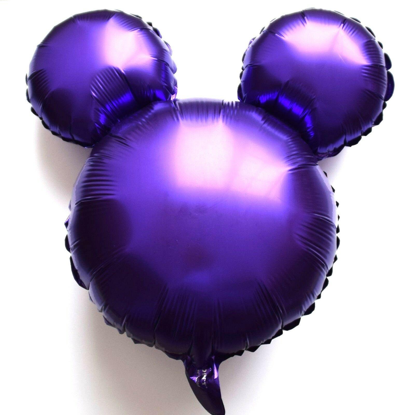 R23F5 Minnie Maus Helium Folienballons Baby Mädchen Disney Micky Geburt balloon