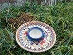 Egg cup plate, signature 6, BSN m-3281