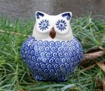 Owl, 2. choice, 10,5 cm high, Tradition 63, BSN m-4455
