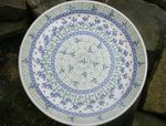 Dessert plate, Ø 18 cm, Tradition 124, 2.choice, BSN m-4656
