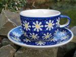 Tasse mit Untertasse - Keramik Geschirr - Tradition 65 - Tee u. Kaffee - BSN 62396 Bild 2