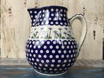 Jug, volume 3000 ml, 22 cm high, Tradition 11 - polish pottery - BSN 5378 Picture 2