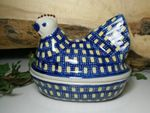 Chicken as egg cosy, 2. choice, 17 x 11 cm, 14 cm high, Tradition 70 - BSN 62807 Picture 2