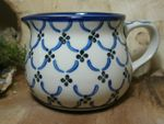 Jug, volume 1000 ml, 11 cm high, Tradition 25 - polish pottery - BSN 7403