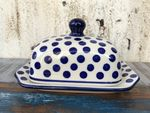 Small butterdish, 15x11x8 cm, tradition 24, BSN m-750 Picture 1