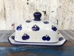 Small butterdish, 15x11x8 cm, tradition 22, BSN m-747