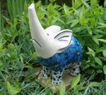 Elephant, 18 cm high, unique 4, BSN m-806 Picture 1