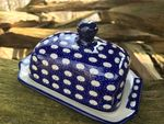 Small butterdish, 15x11x8 cm, tradition 4, BSN m-742