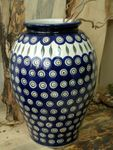 Vase, 32 cm  - Tradition 10 - polish pottery - BSN 5083