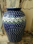 Vase, 32 cm  - Tradition 11 - polish pottery - BSN 5078