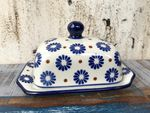 Small butterdish, 15x11x8 cm, tradition 39, BSN m-732