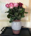 Vase, 32 cm  - unique 1 - BSN 5085