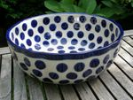Bowl / salad bowl, Ø 27 cm, high 10 cm, Tradition 28 - BSN 21449