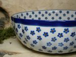 Bowl -Ø 27 cm - high 10 cm- polish pottery - Tradition 3- BSN 21432 Picture 2