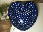 Heart baking tin, 21x18 cm, ↑6 cm, Tradition 5, BSN s-346 Picture 2