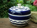 Baking tin for apple, Ø 12 cm, 12 cm high, Tradition 29 - polish pottery - BSN 22077 Picture 2