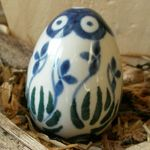 Easter eggs ca 5,5 cm high -Tradition 11- BSN 5250