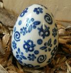 Easter eggs ca 5,5 cm high -Tradition 12- BSN 5251