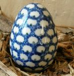 Easter eggs ca 5,5 cm high -Tradition 4- BSN 5243
