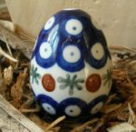 Easter eggs ca 5,5 cm high -Tradition 6- BSN 5245