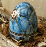 Easter eggs ca 5,5 cm high -unique 4- BSN 5261 Picture 1