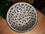 Bowl, 17 cm Ø, 8 cm high, Tradition 12 - polish pottery - BSN 5517 Picture 2