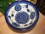 Bowl, 17 cm Ø, 8 cm high, Tradition 9 - polish pottery - BSN 5516 Picture 2