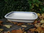 Ovenproof dish,27x19x5cm,trad.26, BSN m-161 Picture 1