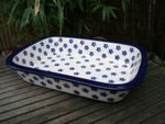 Ovenproof dish,27x19x5cm,trad.3, BSN m-147 Picture 2