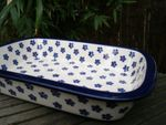 Ovenproof dish,27x19x5cm,trad.3, BSN m-147 Picture 1