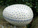 Een eierdoos, 10 x 7 x 6,5 cm, unikaat 98, BSN m-5106