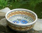 Bowl, 2. choice, Ø 15 cm, height 6 cm, polish pottery