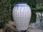 Vase, 32 cm, Ivy, polish pottery, BSN J-008 Picture 1