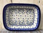 Ovenproof dish, 25 x 18 x 5 cm, Ivy - BSN J-170 Picture 1