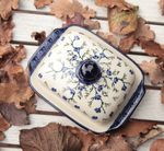 Butter dish, 250 g, Ivy, BSN J-089 Picture 2
