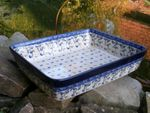 Ovenproof dish, 32 x 27 x 4 cm, Ivy, BSN J-121 Picture 2
