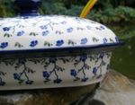 Serving dish, 26x20,↑12 cm, Ivy, BSN J-022 Picture 3
